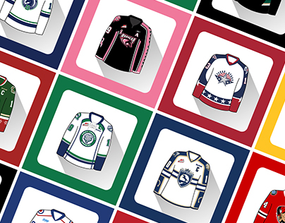 Hockey JerseyFolio