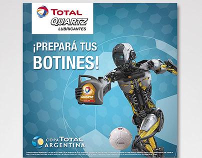 Promo Copa Total Arg POP Material