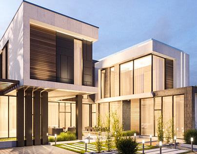 Private Villa, Saudi Arabia