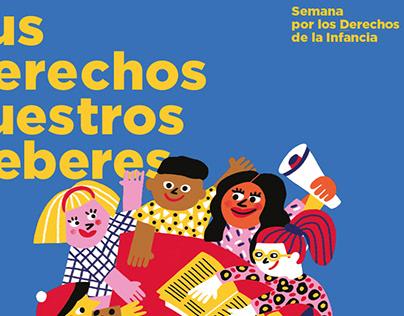 AYTO DE MADRID-Semana por los derechos de la infancia