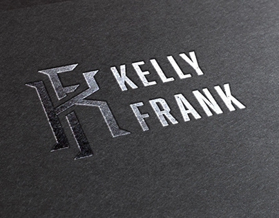 Kelly Frank - Personal Trainer Logo and Branding