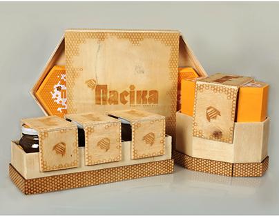 Медова продукція ТМ «Пасіка»