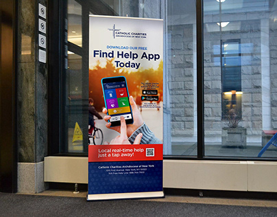 CCNY Find Help Campaign