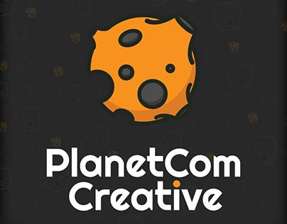 PlanetCom Creative Web Design