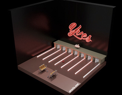 LOOΠΔ's 9th MV Set - Yves