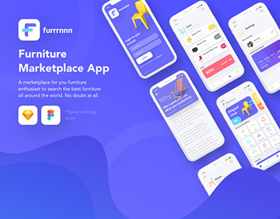 Furniture Marketplace App