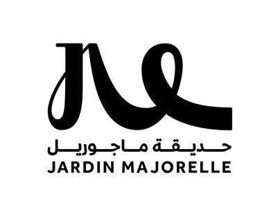 Jardin Majorelle | Logo design
