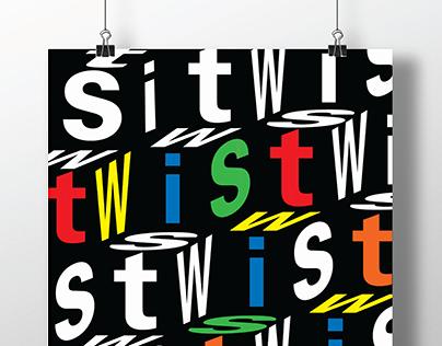 ISTD Interpretive type Poster