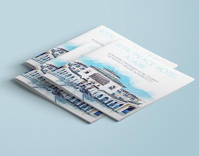 Brochure ROYAL PALACE HOTEL AGADIR