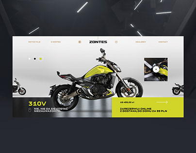 Zontes motorcycles