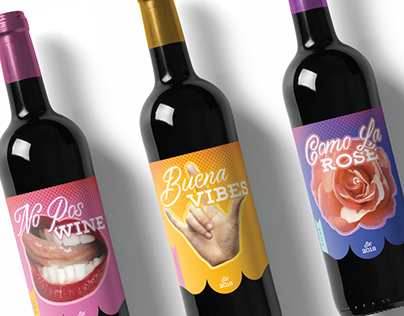 L&F Distributors Wine Label Concepts