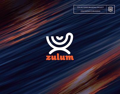 Zulum Foods Branding Project