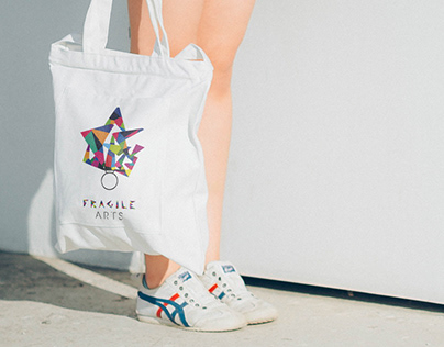 Fragile Arts brand design