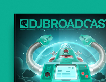 DJBroadcast - Cover & Making-of video