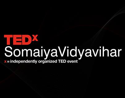TEDx SomaiyaVidyavihar 2019