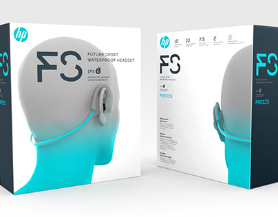 HP Headset Packaging