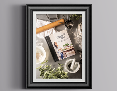 Product Photography - Magnolia Farms Cookbook