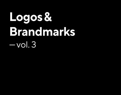 Logos & Brandmarks Vol. 3