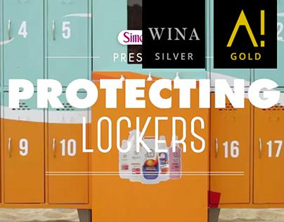 Protecting Lockers - Simond`s