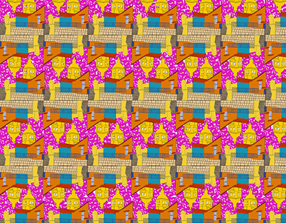 Tradición Sucesiva: colección de pañoletas estampadas