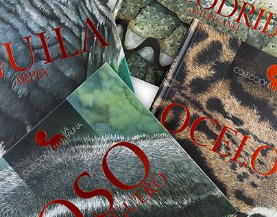 Colección La Fauna / Editorial
