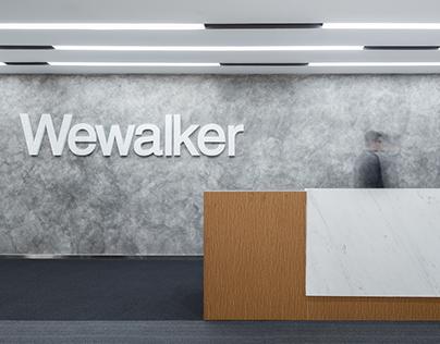 Wewalker 蜗壳联合办公空间