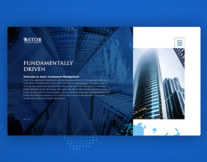 Astor Investments UI Project – V2