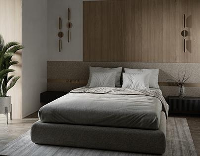 Bedroom|coronarender