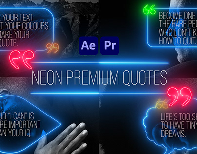 Neon Premium Quotes