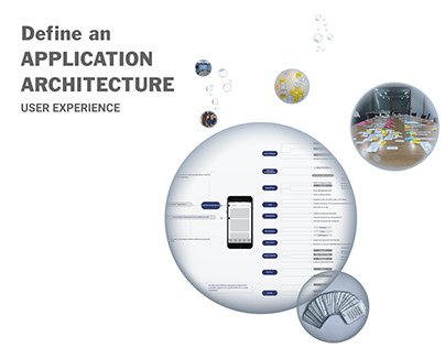 Application architecture (approach, workshop, result)