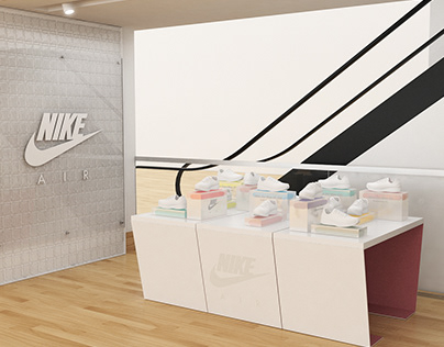 NIKE AIR @ SELFRIDGES