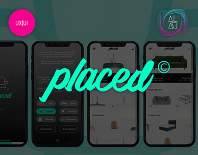 placed© | Augmented Reality Application