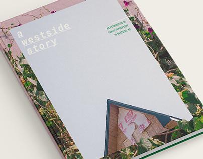 A Westside Story: Public Typography in Westside, KC