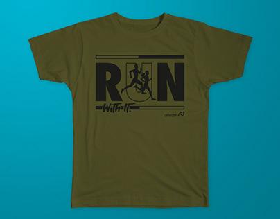 Areas USA Inc. Corporate Run 2019 T-shirt