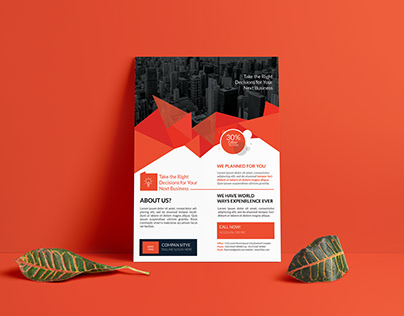 This is Business Flyer Design