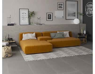Interior Design & 3D render 2