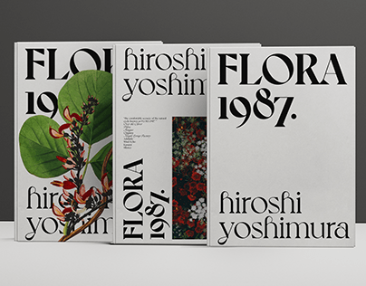 FLORA 1987. - Branding