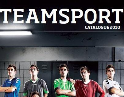 hummel Teamsport Catalogue 2010