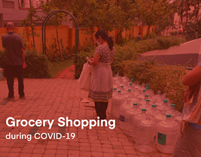 Grocery Shopping during Covid-19