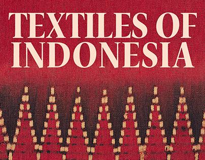 Textiles of Indonesia