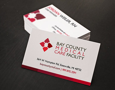 Branding - Bay County Medical Care Facility