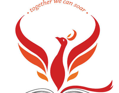 The Phoenix Scholars - Logo Design (Spring 2015)