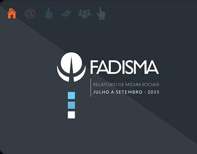 Infográfico Fadisma