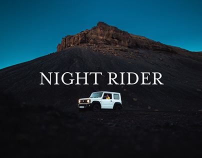 NIGHT RIDER / Suzuki Jimny Series