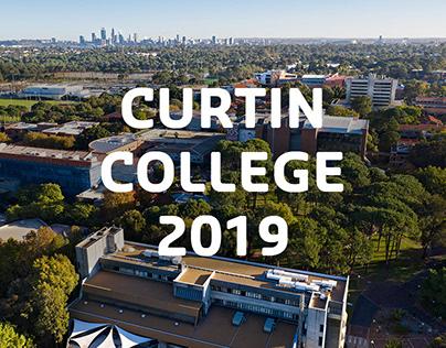 Curtin College | Motion Design | 2019