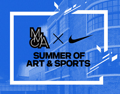 2017 NIKE × MMCA SUMMER OF ART & SPORTS