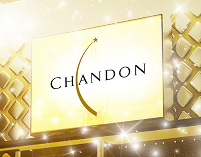 Chandon's Dufry space