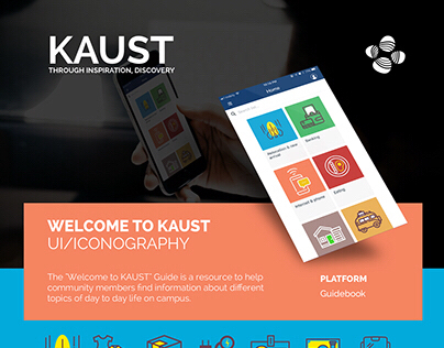 """""""Welcome to KAUST"""" Iconography"""
