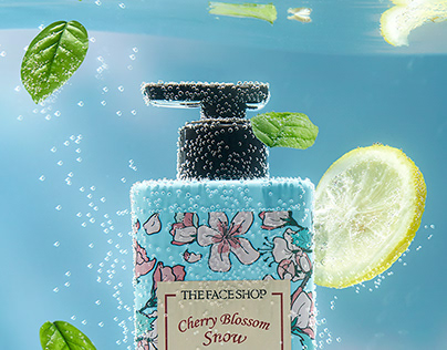 THE FACE SHOP | PERFUME BODY WASH