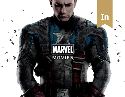 Marvel Movies Anywhere - Mobile App Design